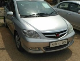 Honda City ZX 2007 in good condition for sale