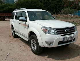 Used Ford Endeavour car for sale at low price