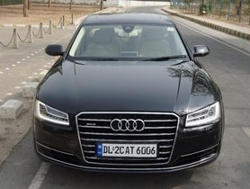 Used 2015 Audi A8 for sale