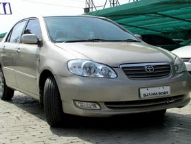 Well-kept Toyota Corolla H3 2007 for sale