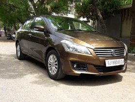 Good as new 2015 Maruti Suzuki Ciaz for sale