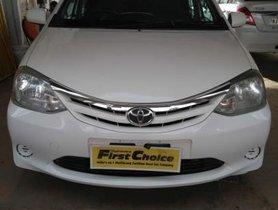 Good as  new 2012 Toyota Platinum Etios for sale