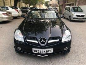 2011 Mercedes Benz SLK for sale at low price
