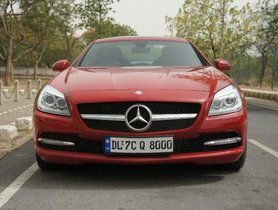 2012 Mercedes Benz SLK for sale at low price