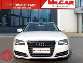 Used Audi A8 2015 for sale in New Delhi