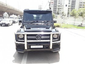 Well-maintained 2011 Mercedes Benz G Class for sale