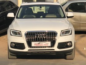 Audi Q5 2016 in good condition for sale