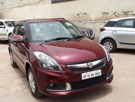Good as new 2015 Maruti Suzuki Dzire for sale