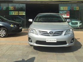 Toyota Corolla Altis 2011 in good condition for sale