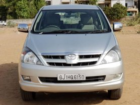 Good 2008 Toyota Innova for sale at low price