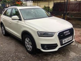 Audi Q3 2.0 TDI Quattro Premium Plus 2014 by owner