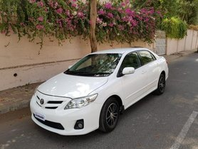 Used 2013 Toyota Corolla Altis car at low price