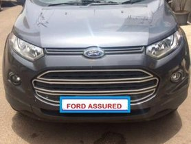 2017 Ford EcoSport for sale in Thane