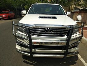 Used Toyota Fortuner 4x4 MT 2015 by owner