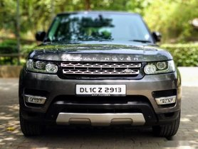 Used 2015 Land Rover Range Rover Sport car at low price