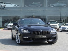 Used 2013 BMW 6 Series car at low price