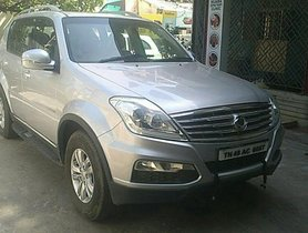 Mahindra Ssangyong Rexton 2014 for sale by owner