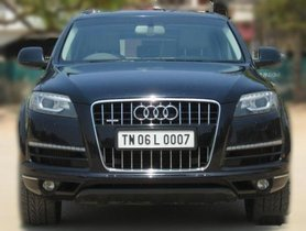 Audi Q7 2010 in good condition for sale