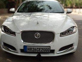 Used Jaguar XF car for sale at low price