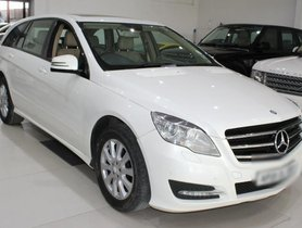 Used Mercedes Benz R Class car for sale at low price