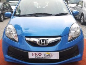 Used Honda Brio S MT 2014 in Bangalore