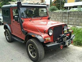 SUV Mahindra Thar 2016 for sale at the best deal