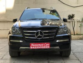 Used Mercedes Benz GL-Class car for sale at low price