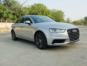 Good condition 2015 Audi A3 for sale