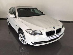 Used 2013 BMW 5 Series car at low price