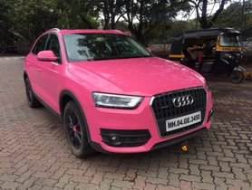 Good as new Audi Q3 2013 for sale