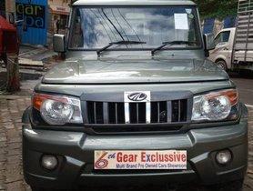 Well-maintained Mahindra Bolero at low price