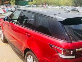 Good Land Rover Range Rover Sport 2014 in New Delhi