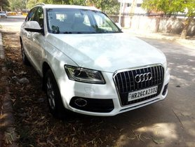 Good Audi Q5 2013 for sale in New Delhi