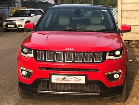 Good as new Jeep Compass 2018 for sale