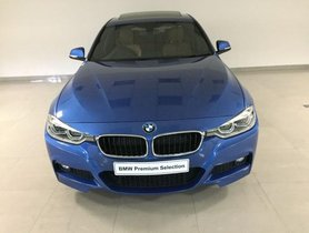 Well-kept BMW 3 Series 320d M Sport 2016 for sale