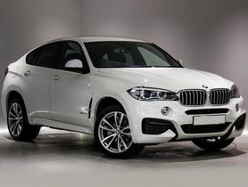 SUV BMW X6 2015 for sale by owner