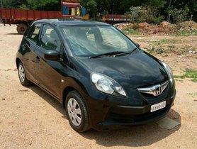 Well-kept Honda Brio 2013 in Bangalore