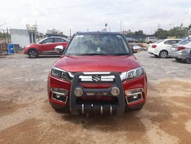 Good used 2016 Maruti Suzuki Vitara Brezza for sale