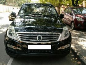 Mahindra Ssangyong Rexton RX7 2013 by owner