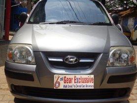 Good as new Hyundai Santro Xing XG AT 2007 by owner