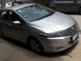 Used 2010 Honda City car at low price