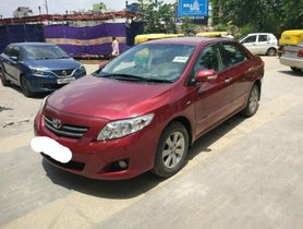 Used 2010 Toyota Corolla Altis car at low price
