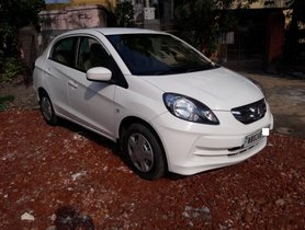 Good 2014 Honda Amaze for sale at low price