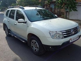 Used Renault Duster 85PS Diesel RxL 2013 by owner