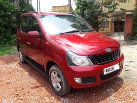 Good as new 2013 Mahindra Quanto for sale at low price