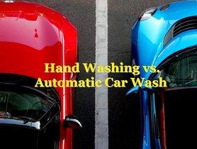 Automatic Car Wash vs. Hand Car Wash in India: Comparison