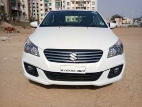 Used Maruti Suzuki Ciaz car for sale at low price
