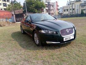 Used 2013 Jaguar XF car at low price