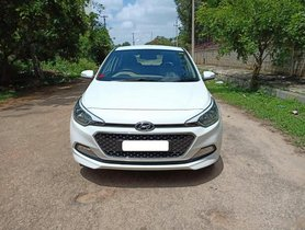 Used Hyundai Elite i20 1.2 Spotz 2016 by owner