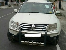 Used Renault Duster 85PS Diesel RxL 2012 by owner